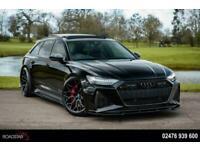 2020 Audi RS6 AVANT 4.0 TFSI V8 Vorsprung Avant Tiptronic quattro (s/s) 5dr Esta