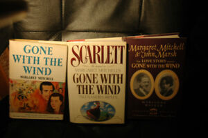 Gone With The Wind book collection
