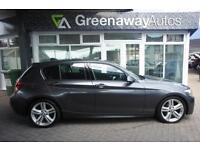 2013 BMW 1 SERIES 118D M SPORT NICE SPEC HATCHBACK DIESEL