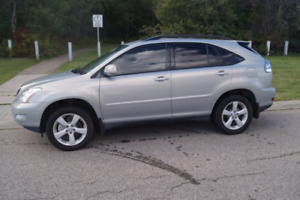 2005 Lexus RX 330 ULTRA PREMIUM WITH NAVIGATION & BACK UP CAMERA