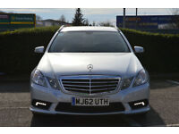 Mercedes-Benz E250 2.1TD ( 201bhp ) BlueEFFICIENCY 7G-Tronic 2012MY CDI SE