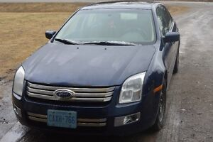 2006 Ford Fusion Sedan SEL SAFETY AND ETESTED