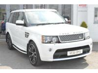 2011 LAND ROVER RANGE ROVER SPORT 3.0 SDV6 Autobiography Sport 5dr Auto