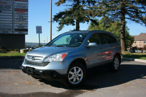 2007 Honda CR-V 4WD EX-L Loaded with Leather and Sunroof