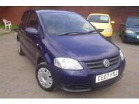 2007 Volkswagen Fox 1.4 Urban+F.VW.S.H 8 stamp+low miles