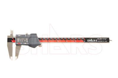 Shars Aventor 8 200mm Dps Ip54 Electronic Digital Caliper Din862 .0005 New M