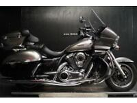 64 KAWASAKI VN 1700 BEF VULCAN VOYAGER ABS 1 OWNER ONLY 2,000 MILES