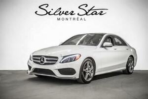2016 Mercedes Benz C300 4MATIC Sedan STAR CERTIFIED INCLUDED