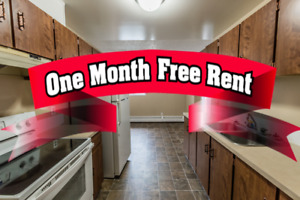 !!ONE MONTH FREE!! 2 APARTMENTS REMAIN!