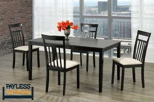 NEW ★ Dinette sets ★ 5 / 3 Pcs ★ Can Deliver Cambridge Kitchener Area image 9