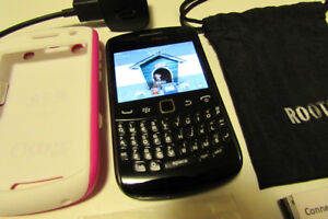 Blackberry Curve 9360 as new with bonus