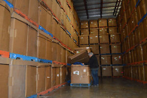 Cardboard totes, Gaylord boxes, HPT's