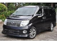 2007 (56) Nissan Elgrand Highway Star (Leather Edition) 4X4