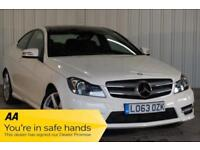 2014 MERCEDES-BENZ C CLASS 1.6 C180 AMG SPORT EDITION PREMIUM PLUS 2D 154 BHP