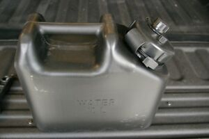 MWC Water Container 10L & Filler Spout & Cap Wrench