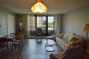 FURNISHED 2 BEDROOM CONDO FOR RENT, 1470 SUMMER STREET, HALIFAX