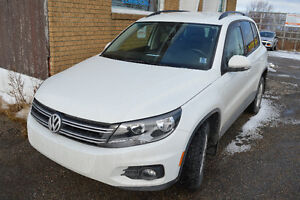 2014 Volkswagen Tiguan Trend Line SUV, take over payments option