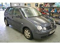 Part Exchange To Clear : Volkswagen Polo 1.2 Timing Chain Engine 1 Year Mot