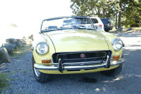 1970 MGB Reduced to Sell