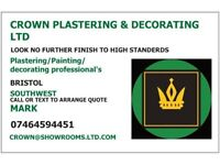 PAINTER'S/DECORATORS painter and decorator