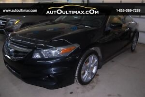 Honda Accord Cpe V6-EX L-NAViGATION-AUTOMATIC-TOIT 2011