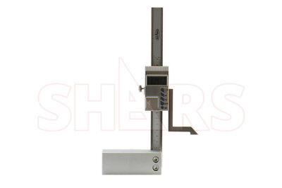 Shars 6 150mm Digital Electronic Inch Metric Height Gage W Magnetic Base New