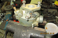 Carb for early 50's Fordson Tractor