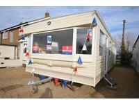 Static Caravan Steeple, Southminster Essex 3 Bedrooms 8 Berth BK Contessa 2004