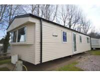 Brand new 2 bedroom caravan. Free 2018 site fees