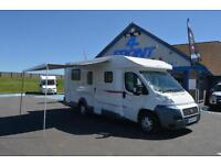 2014 ROLLER TEAM ZEFIRO 269P ZEFIRO 269P 2.3 DIESEL 6 SPEED MANUAL 3/4 BERTH 4 B