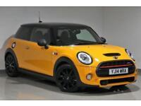 Mini Mini 2.0 ( 192bhp ) ( Chili ) 2014 Cooper S - WARRANTY- PX- SWAP- FINANCE
