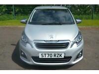 2020 Peugeot 108 Collection 1.0 72 5dr [Start Stop] Hatchback Petrol Manual