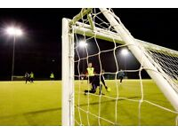 Would you like to play football regularly every Tuesday from 7.30pm until 9.30pm