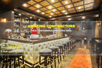 AMAZING CONTRACTORS -FOR ALL YOUR RESIDENTIAL & COMMERCIAL NEEDS