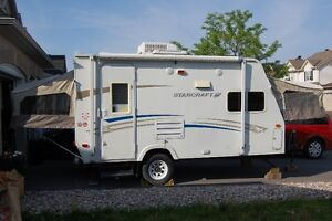 2006 Starcraft 17FK (Hybrid) Expandable Travel Trailer
