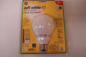 CFL 9 WATT=40 WATT G25 GE GLOBAL LAMPS