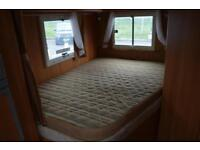 2008 CHAUSSON WELCOME 85 MOTORHOME 4 BERTH 4 TRAVELLING SEATS 2.3 DIESEL FIAT DU