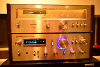 Pioneer SA / TX-7800 vintage amplifier+tuner combo MINT RESTORED