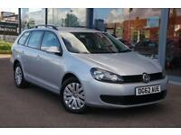 2012 VOLKSWAGEN GOLF 1.6 TDI 105 BlueMotion Tech S GREAT FAMILY CAR