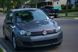 2010 Volkswagen Golf Hatchback -- Great shape and fun to drive!