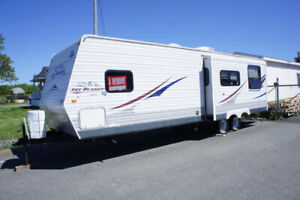 Roulotte Jayco 32' 15 000$