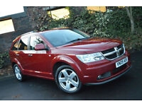 Dodge Journey 2.0CRD auto RT+FULL HISTORY+SERVICED YEARLY+2KEYS+7 SEATS+YEAR MOT