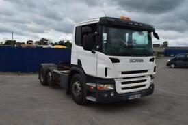 Scania P-SRS L-CLASS 6x2 380 Tractor unit