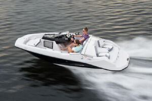 2019 Scarab 165 G / Scarab Jet Boats