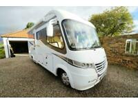 2015 Frankia I640 SD Exclusive, A-Class, Motorhome for Sale