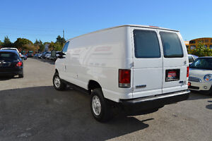 2007 Ford E-250 Cargo Van Accident Free Only 99 Km Oakville / Halton Region Toronto (GTA) image 4