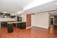 Luxurious 1+1 Basement for rent in Vaughan