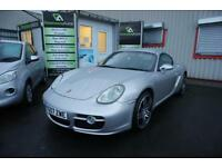 2007 PORSCHE CAYMAN 24V S UPGRADED ALLOYS COUPE PETROL