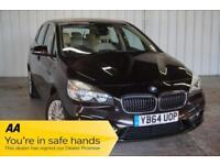 2014 64 BMW 2 SERIES 2.0 218D LUXURY ACTIVE TOURER 5D 148 BHP DIESEL