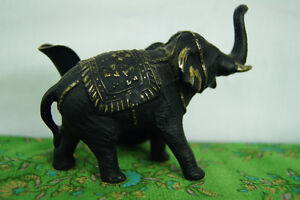 Bronze Elephant Pipe Stand - Smoking Collectibles - Pipe Smoker London Ontario image 2